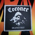 Coroner - Patch - Coroner
