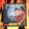 Forbidden - Patch - Forbidden