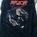 Razor--Evil Invaders T-Shirt