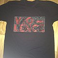 Vio-Lence Red Logo Reunion Shirt