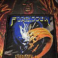 Forbidden-Forbidden Evil Woven Patch