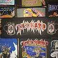Tankard-Vintage Strip Patch