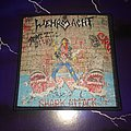 Wehrmacht-Shark Attack Woven Patch
