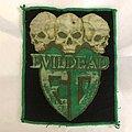 EvilDead - Patch - Evil Dead Woven Logo Bootleg