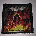 Deathhammer - Patch - Deathammer- Onward To The Pits