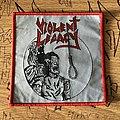 Violent Legacy-Woven Patch