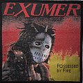 Exumer - Patch - Exumer- Possessed By Fire