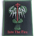 Satan - Patch - Satan - Into The Fire