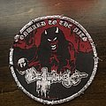 Deathhammer - Patch - Deathhammer - Onward to the pits Woven circle