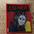 Exumer- Possessed By Fire Woven Bootleg Patch