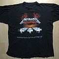 "Metallica - TShirt or Longsleeve - Metallica ""Master Of Puppets"" T-Shirt"
