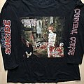 "Cannibal Corpse ""Gallery Of Suicide"" Tour Longsleeve TShirt or Longsleeve"