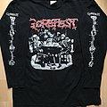 "Gorefest ""Born Alive/Tangled In Gore"" Longsleeve XL"