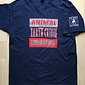 "Earth Crisis ""Animal Liberation"" T-Shirt XL"