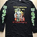 "Type O Negative - TShirt or Longsleeve - Type O Negative ""Provide, Protect, Procreate"" Longsleeve (boot)"
