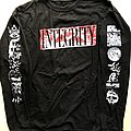 """Integrity """"For The Nightmare Shall Consume"""" Longsleeve"""