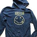 Nirvana - Hooded Top - Nirvana Smiley Hoodie