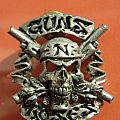 Guns N´ Roses,official pin,1993 Other Collectable