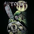 TShirt or Longsleeve - AUTOPSY-Feast for a funeral,official comic shirt,2012