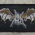 Dark Angel-Winged Batlogo patch,official 1991