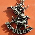 Sepultura,official pendant,1991 Other Collectable