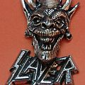 Slayer,official Pendant,1989 Other Collectable