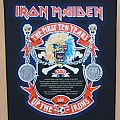Iron Maiden-The first ten years BP,1990 Patch