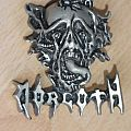 Morgoth-The Eternal Fall,official pin,1991