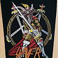Slayer-Show No Mercy,Backpatch