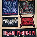 Iron Maiden - Patch - Some patches for you!