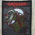 Carcass - Patch - Carcass-Necrohead,official patch,2015