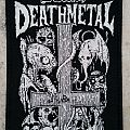 Swedish Death Metal - Patch - Swedish Death Metal patch,2016