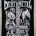 Swedish Death Metal patch,2016
