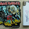 Iron Maiden-The Number of the Beast,official sticker,1982 Other Collectable