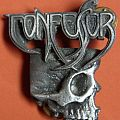 Confessor - Other Collectable - Confessor,official Pin,1992