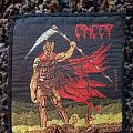 Cancer-Death shall rise patch for Steve