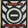Type O Negative,official patch,1991