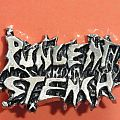 Pungent Stench,official pin,1992 Other Collectable