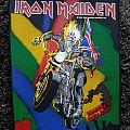 Iron Maiden-Maiden England Patch