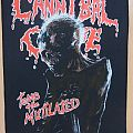 Cannibal Corpse-Tomb of the Mutilated BP,1993 Patch