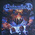 ENTOMBED-Clandestine, original Earache Shirt,1991