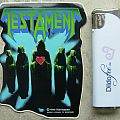 Testament-Souls of Black,official sticker,1990 Other Collectable