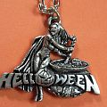 Helloween-official pendant,1998 Other Collectable