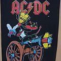 AC/DC-Hells Bells,official Backpatch,1990
