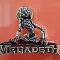 Megadeth,official pin,2001 Other Collectable