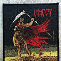 Patch - CANCER-Death shall rise,1991