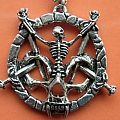 Slayer,official Pendant,1994 Other Collectable