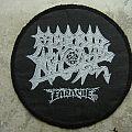 Morbid Angel/Earache-Logo patch,1992