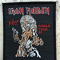IRON MAIDEN-World Killer Tour´81,Tour Edition