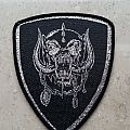 Motörhead-Snaggletooth,official shield patch,1990